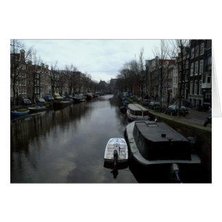 Prinsengracht、アムステルダム カード