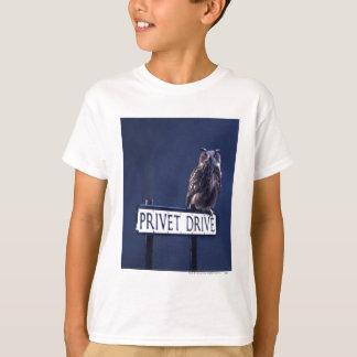 Privetドライブ Tシャツ