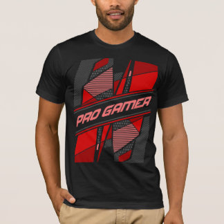 Pro Gamer (Abstract Geometry) Tシャツ