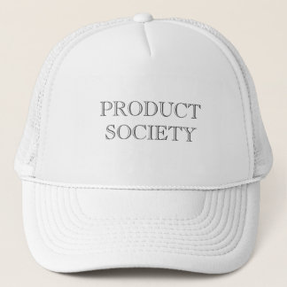 PRODUCTSOCIETY キャップ