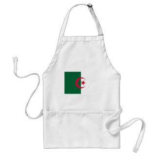 Produits補助のcouleurs de l'Algeriee スタンダードエプロン