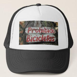 Prohibida Bicicletasのタケ キャップ