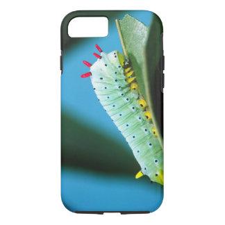 Prometheusのガの幼虫、Callosamia iPhone 8/7ケース