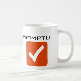 Promptu コーヒーマグカップ