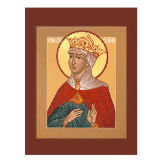 ProphetessのDeborahの祈りの言葉カード ポストカード