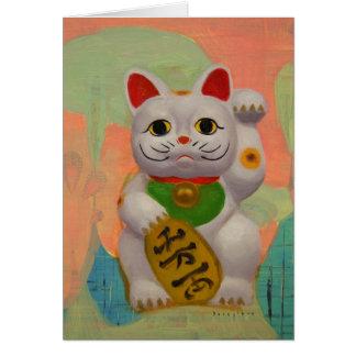 PROSPERIYの猫の駄作カード カード