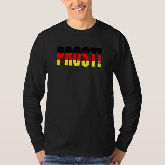 Prost!  ドイツのオクトーバーフェストのTシャツ Tシャツ