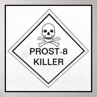 PROST-8キラーポスター ポスター