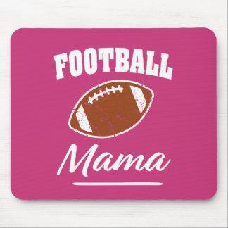 Proud Football Mama womens mouse pad マウスパッド