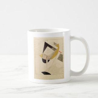 Proun 19 1920年 コーヒーマグカップ