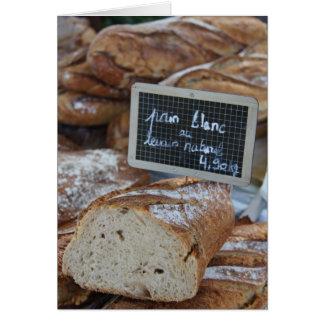 ProvenceProvence著フランス・パン カード