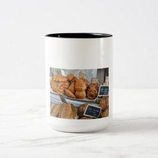 ProvenceProvence著フランス・パン ツートーンマグカップ