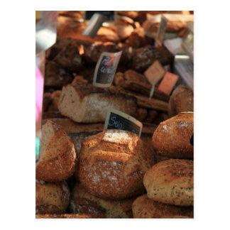 ProvenceProvence著フランス・パン ポストカード