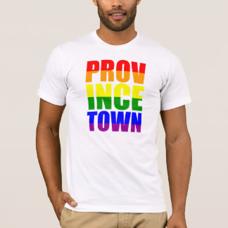 ProvincetownゲイプライドのTシャツ Tシャツ