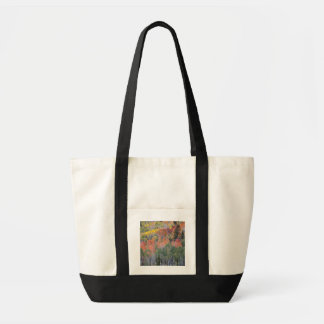 Provoの川および《植物》アスペンの木16 トートバッグ