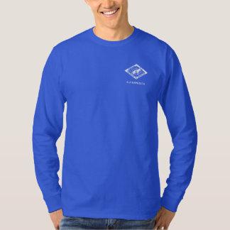 PRSARの昼間の配置のワイシャツ Tシャツ