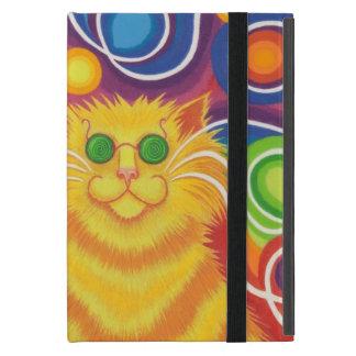 Psy -猫delicのPowisのiCaseの小型iPadの場合 iPad Mini ケース