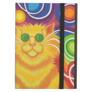 Psy -猫delicのPowisのiCaseのiPadの場合 iPad Airケース