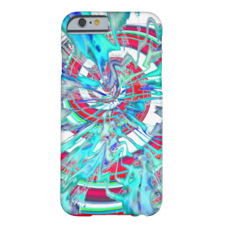 psychedelic|のグラフィック| Art|cool|Hippie|spacy| Barely There iPhone 6 ケース