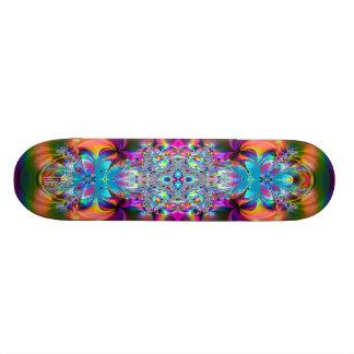 Psychedelic_Billowing_Forth_V2 21.6cm オールドスクールスケートボードデッキ