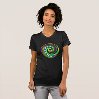 Psychedelic Pickleball Tee Tシャツ