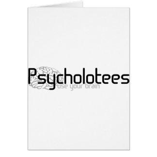 Psycholotees カード