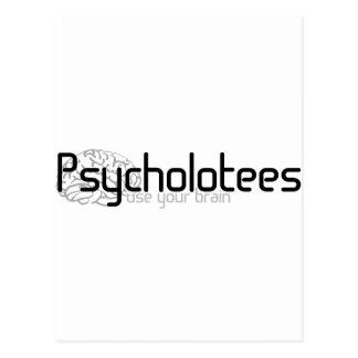 Psycholotees ポストカード