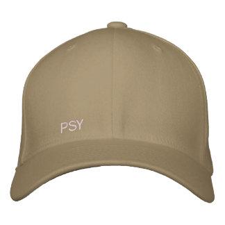 Psytranceの帽子 刺繍入りキャップ