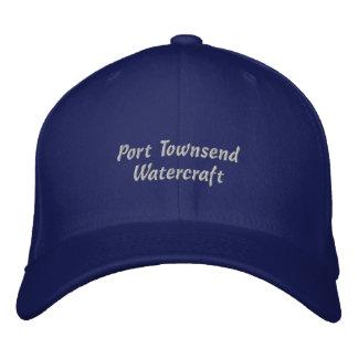 PTのWatercraftの帽子のwh 刺繍入りキャップ