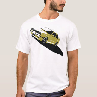 PT1011_BMW M3 Yellow.png Tシャツ