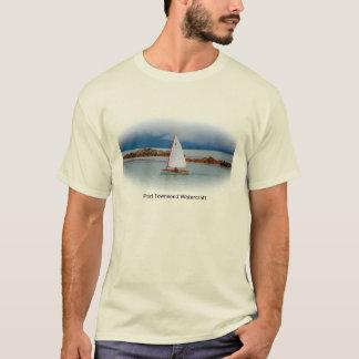 PT11冒険の航行のTシャツ Tシャツ