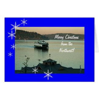 Pt. 反抗の態度フェリークリスマス カード