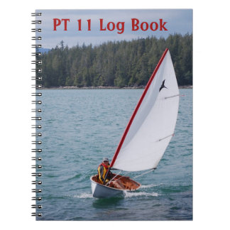 PT 11の記録帳のノート ノートブック