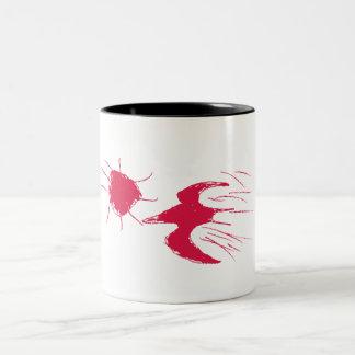 Pteranodon cc0033 ツートーンマグカップ
