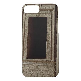 Ptole著女神Isisに専用されているNaosのチャペル iPhone 8/7ケース