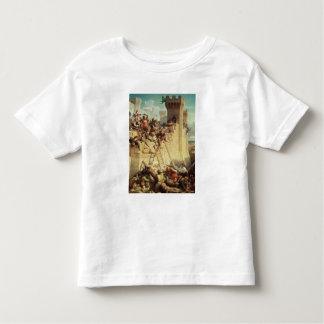 Ptolemaisを守るギヨームde Clermont トドラーTシャツ