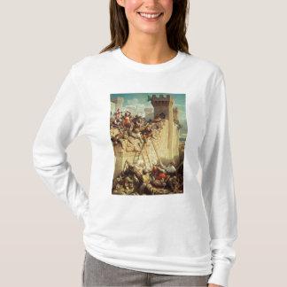 Ptolemaisを守るギヨームde Clermont Tシャツ