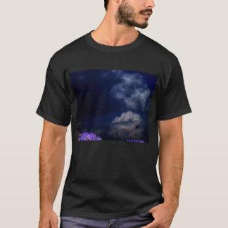 Puとの間隔の明るい積雲のcongestus Tシャツ