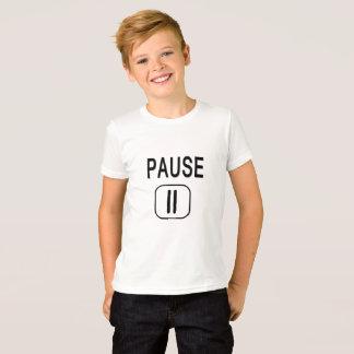 Puaseワイシャツをからかいます Tシャツ