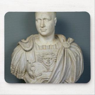 PubliusコルネリウスScipio 「Africanusのバスト マウスパッド