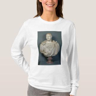 PubliusコルネリウスScipio 「Africanusのバスト Tシャツ