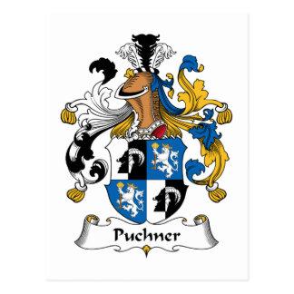Puchnerの家紋 ポストカード