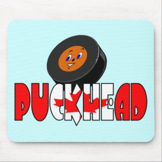 Puckhead マウスパッド