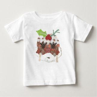 Pudding Baby T-Shirt氏 ベビーTシャツ