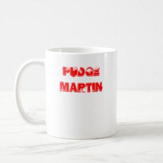 Pudgeマーティンの国際的なカラオケの感覚 コーヒーマグカップ