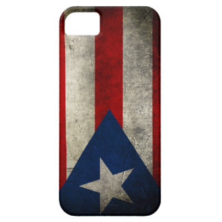 Puertリコの旗 iPhone SE/5/5s ケース
