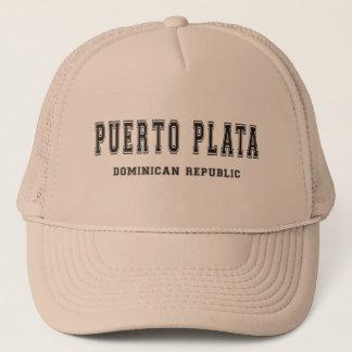 Puerto Plataのドミニカ共和国 キャップ