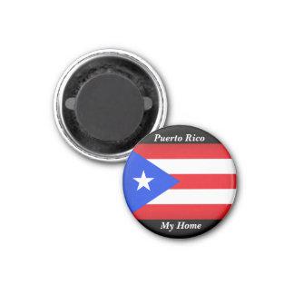 Puerto Rico Flag マグネット