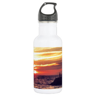 Puerto Vallartaの美しい日没 ウォーターボトル