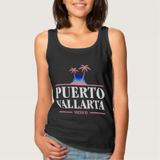 Puerto Vallartaメキシコ タンクトップ